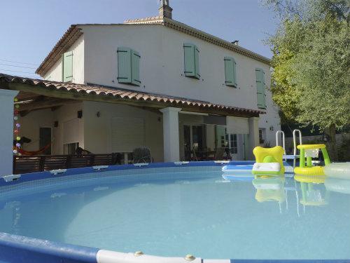 Maison 10 personnes Draguignan - location vacances  n°46055