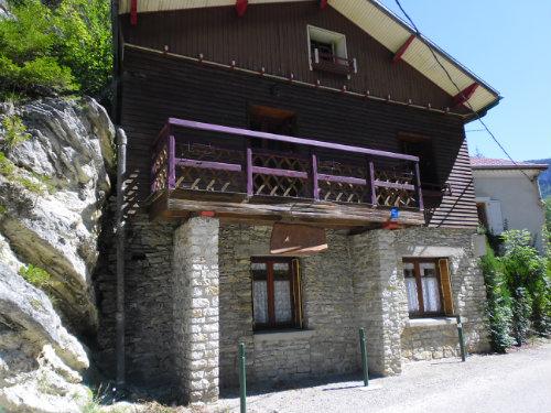Chalet Saint Martin En Vercors - 5 Personen - Ferienwohnung