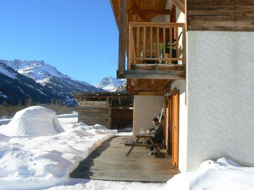 Chalet Névache - 15 personnes - location vacances  n°46092