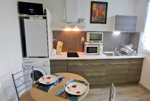 Appartement Bagnères De Bigorre - 2 personen - Vakantiewoning  no 46096