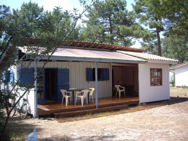 Chalet Montalivet Vendays - 6 personnes - location vacances  n°46103