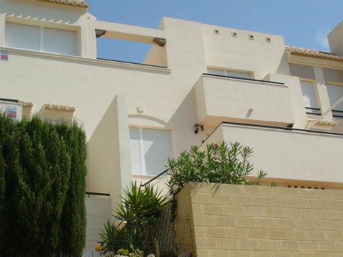 House in Almerimar - Vacation, holiday rental ad # 46113 Picture #1