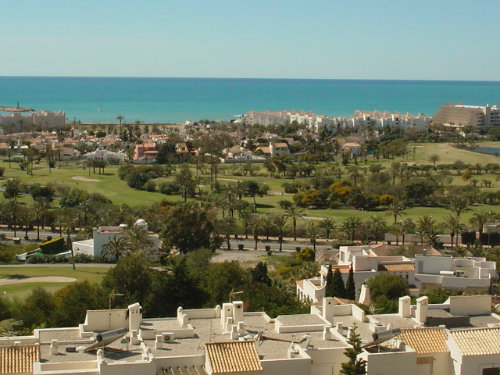 House in Almerimar for   6 •   with shared pool   #46113