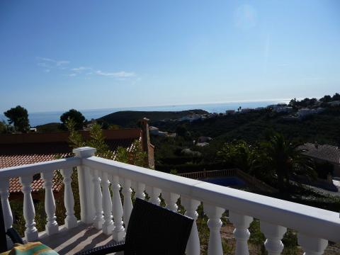 House in Benitachell  - Vacation, holiday rental ad # 46132 Picture #3