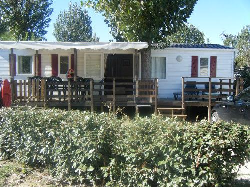 Stacaravan 8 personen Vias Plage - Vakantiewoning  no 46146