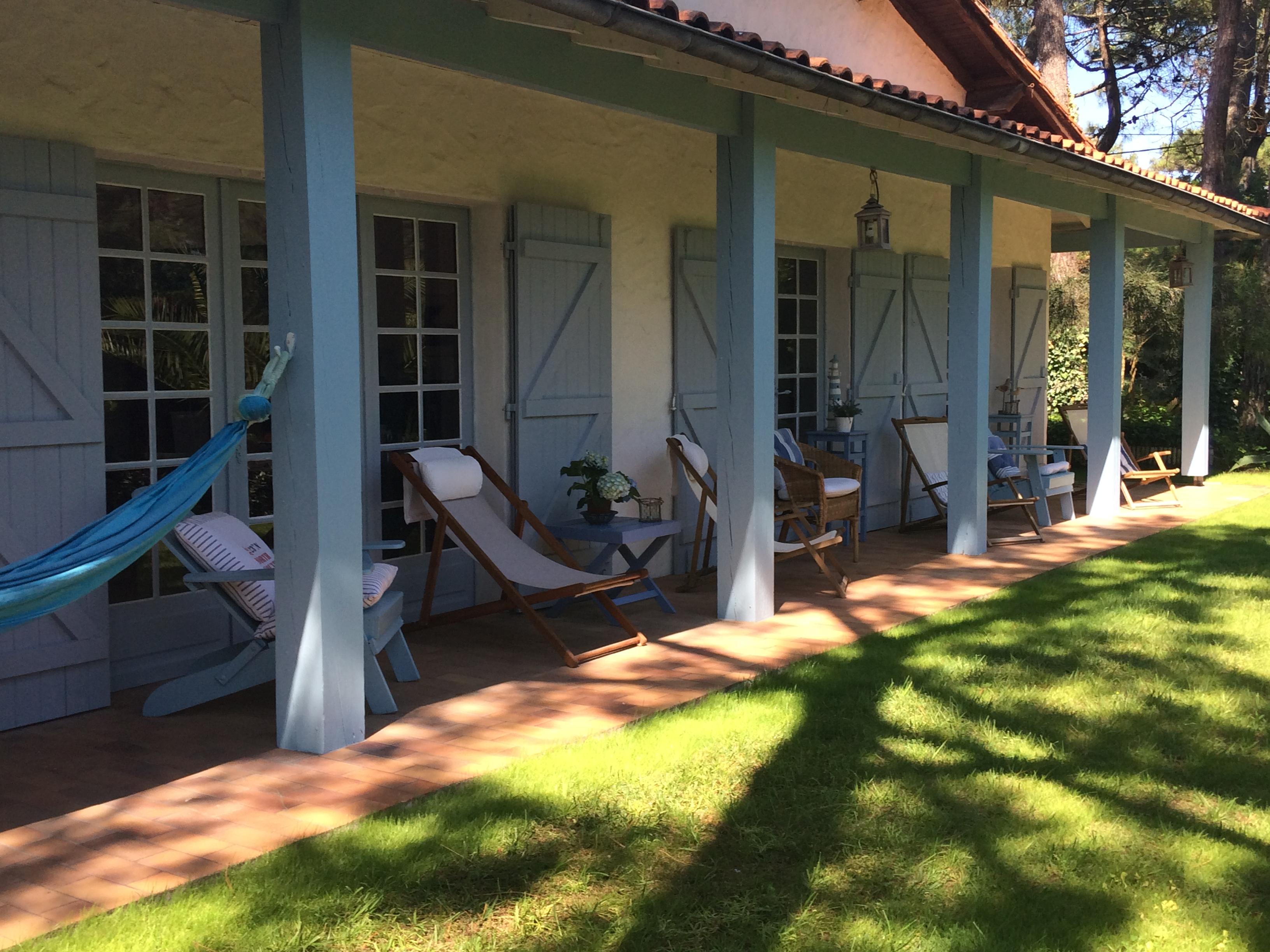 Loue villa au Cap-Ferret - Villa de charme