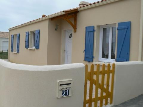 House in Saint Gilles Croix de Vie - Vacation, holiday rental ad # 46209 Picture #1