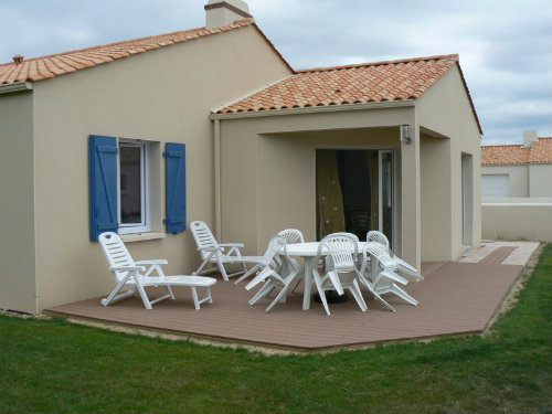 House in Saint Gilles Croix de Vie - Vacation, holiday rental ad # 46209 Picture #11