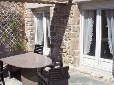 House in Saint Malo - Vacation, holiday rental ad # 46223 Picture #0