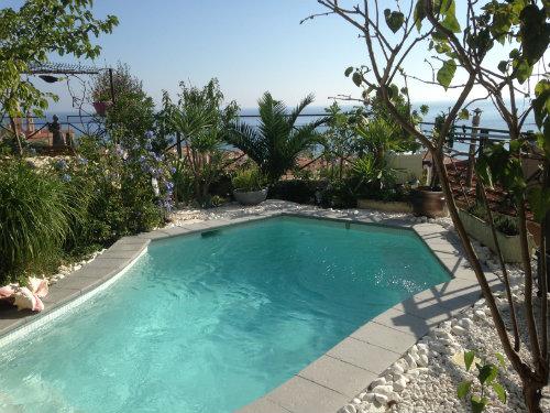 Maison 6 personnes Menton - location vacances  n°46244