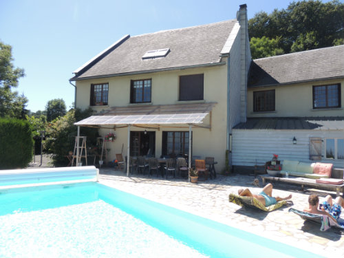 House 4 people Saint-pierre-colamine - holiday home  #46245