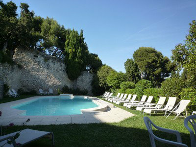 Castle in CHATEAUNEUF DE GADAGNE - Vacation, holiday rental ad # 46254 Picture #12