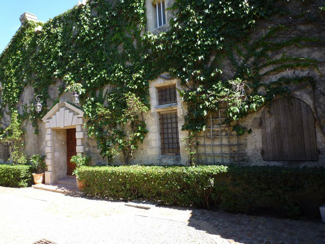 Castle Chateauneuf De Gadagne - 21 people - holiday home  #46254