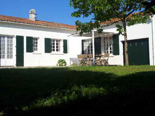 House St Clément Les Baleines - 12 people - holiday home  #46307