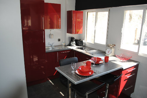 Flat Poitiers - 2 people - holiday home  #46312