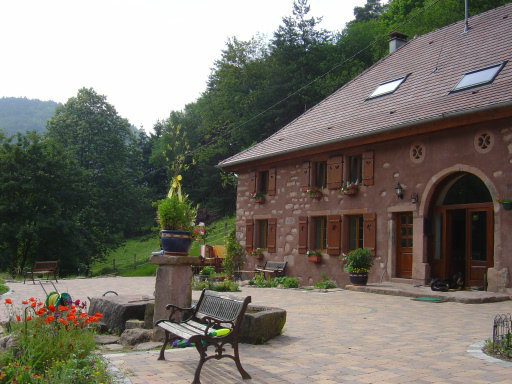 Chambre d'h�tes 4 personnes Fouchy - location vacances  n�46362