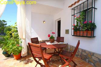 Maison Conil De La Fra - 8 personnes - location vacances  n°46366