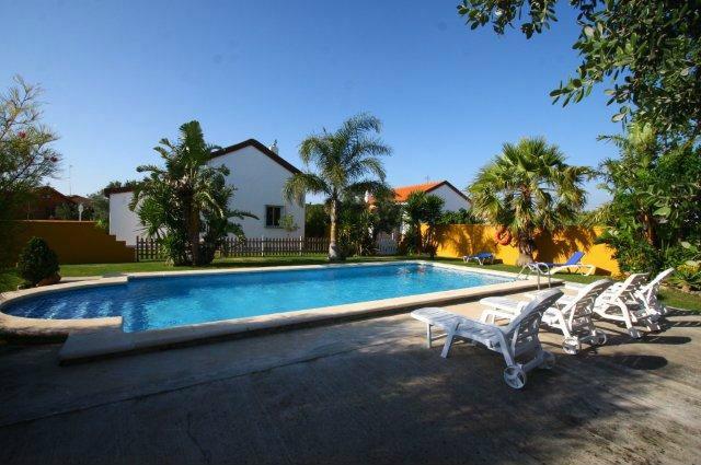 Maison Conil De La Frontera - 6 personnes - location vacances  n°46381