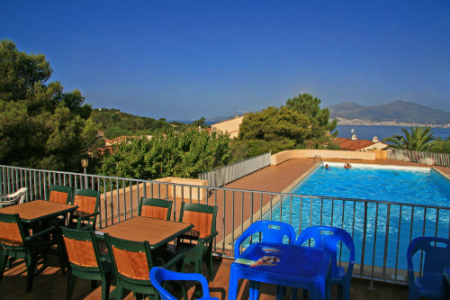 Flat Porticcio - 6 people - holiday home  #46399