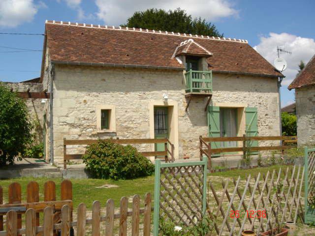 Gite Coussay Les Bois - 4 personnes - location vacances  n°46421