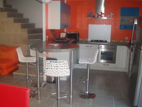 Maison Les Salles Sur Verdon - 6 personnes - location vacances  n°46428