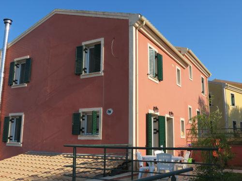 Maison à Corfou pour  8 •   parking privé