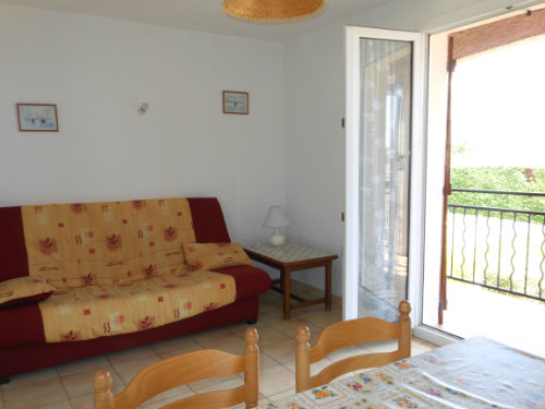 Flat Colombiers - 4 people - holiday home  #46441