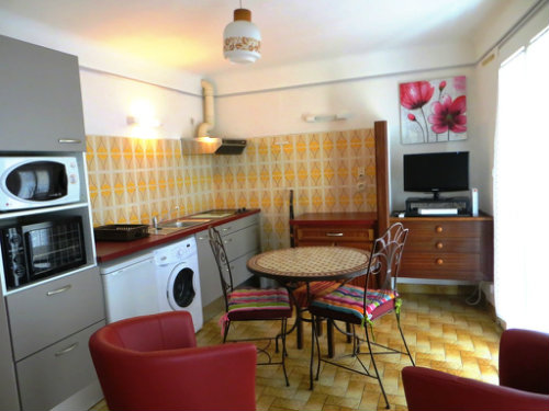 Appartement 2 personnes Amélie-les Bains-palalda - location vacances  n°46446