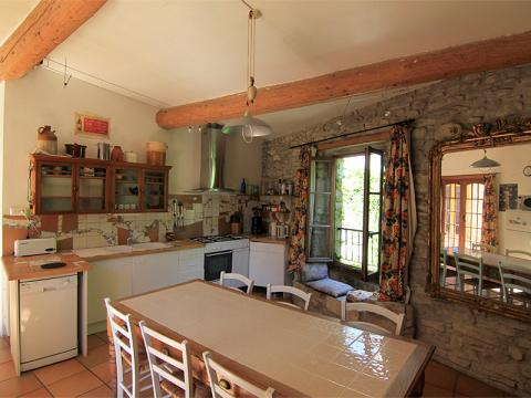 House in Cesseras - Vacation, holiday rental ad # 46461 Picture #2