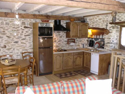 Gite à Bonnac-irazein pour  5 •   avec terrasse
