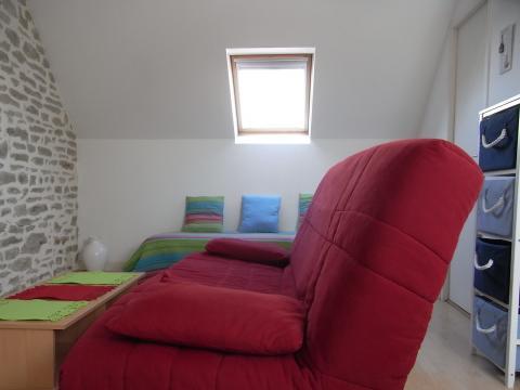 Studio Concarneau - 3 personnes - location vacances  n°46474