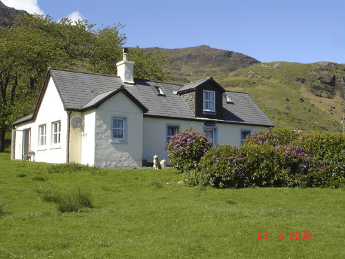 Maison Lochbuie, Isle Of Mull - 6 personnes - location vacances  n�46481