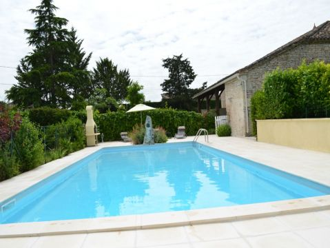 Gite in FONTANES - Vacation, holiday rental ad # 46498 Picture #1