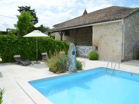 Gite in FONTANES - Vacation, holiday rental ad # 46498 Picture #2
