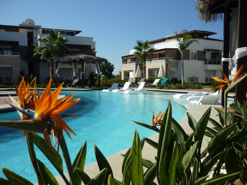 Appartement à Side pour  5 •   avec piscine partagée