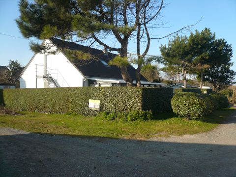 Gite Sainte Cecile Plage - 4 personnes - location vacances  n°46518