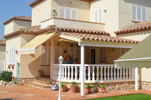 Maison Calafat, L'amettla De Mar - 9 personnes - location vacances  n°46532