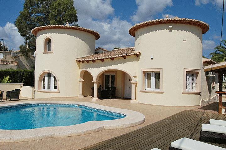 Huis in Orihuela costa voor  6 personen  no 46550