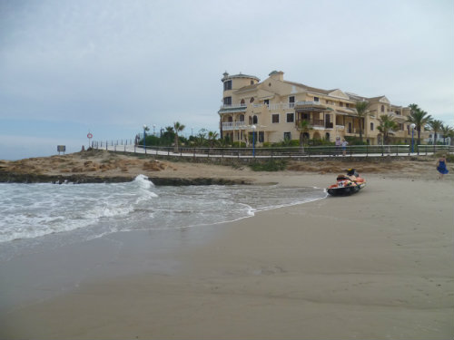 Flat Orihuela Costa - 4 people - holiday home  #46568