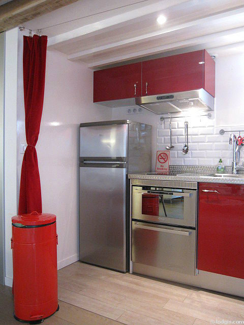 Flat in PARIS - Vacation, holiday rental ad # 46572 Picture #4