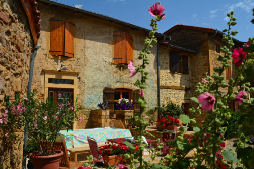 Bed and Breakfast Moiré - 12 personen - Vakantiewoning  no 46601