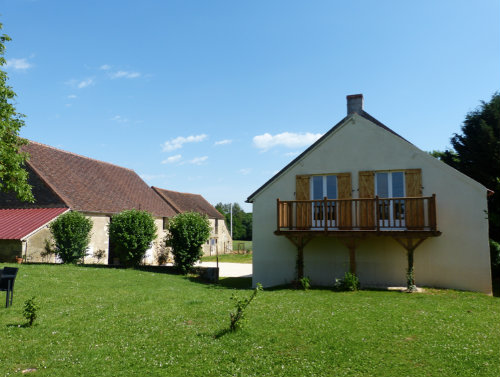 Gite in Sainte Colombe des Bois - Vacation, holiday rental ad # 46603 Picture #1