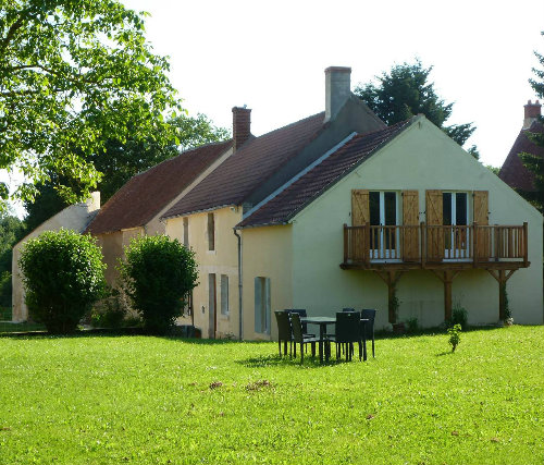 Gite Sainte Colombe Des Bois - 12 people - holiday home