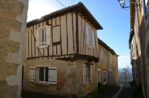 Maison Lectoure - 4 personnes - location vacances  n°46610