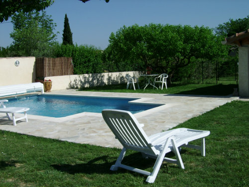 Gite in Bezouce - Vacation, holiday rental ad # 46621 Picture #2