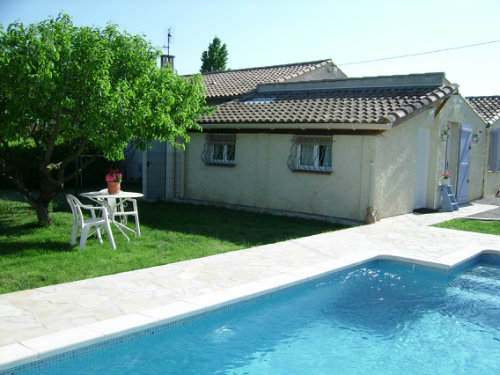Gite in Bezouce - Vacation, holiday rental ad # 46621 Picture #3