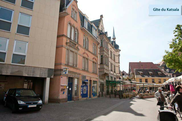 Gite 8 personen Colmar - Vakantiewoning  no 46632
