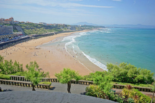 Flat in Biarritz - Vacation, holiday rental ad # 46649 Picture #3