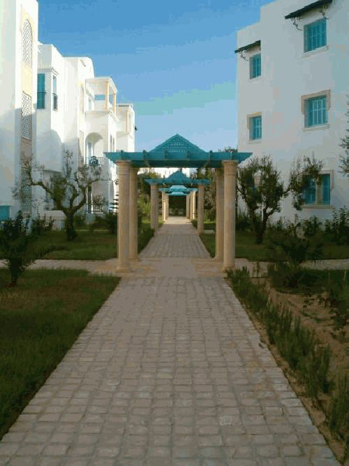 Maison Yasmine Hamammet - 4 personnes - location vacances  n°46695
