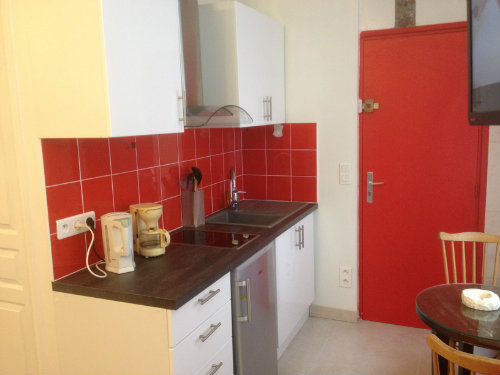 Studio in PARIS - Vacation, holiday rental ad # 46703 Picture #2